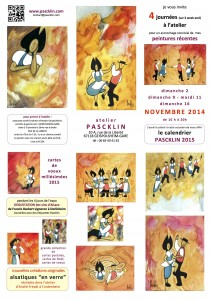 Invitation Pascklin PO 11-2014 mail