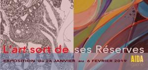 AIDA 2019-01-24 - L'ART SORT .. recto - léger